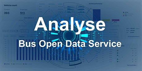Analyse Bus Open Data  – Introduction to the DfT's new tool for authorities tickets