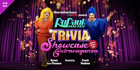 RuPaul's Drag Race Trivia Showcase Extravaganza tickets