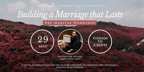 Building a Marriage that Lasts: Pre-Marital Workshop tickets