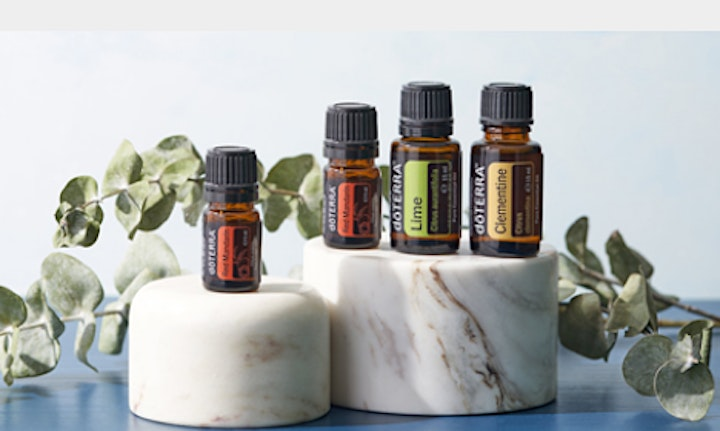 Introduction to Pure Essential Oils image