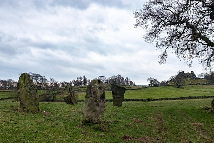 Peak District Old Stones Day image