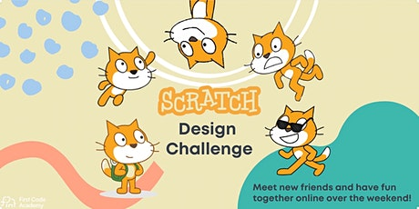 Scratch Design Challenge tickets