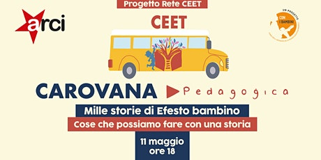 Mille storie di Efesto bambino. Cose che possiamo fare con una storia biglietti