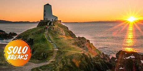 SOLO BREAKS: Anglesey Seaside & Sightseeing Break 17/09/2021 tickets