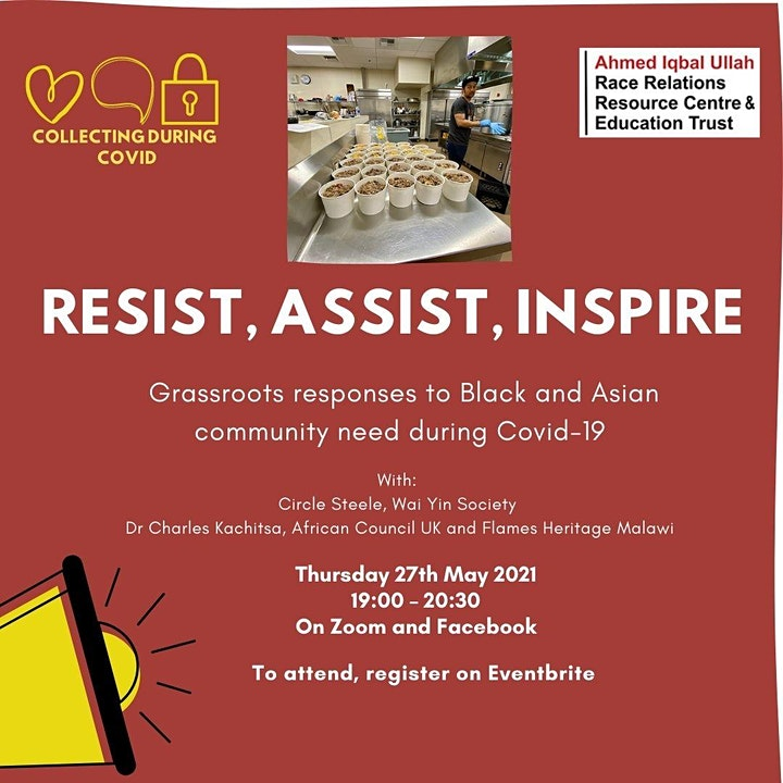 Collecting During Covid: Resist, Assist, Inspire image