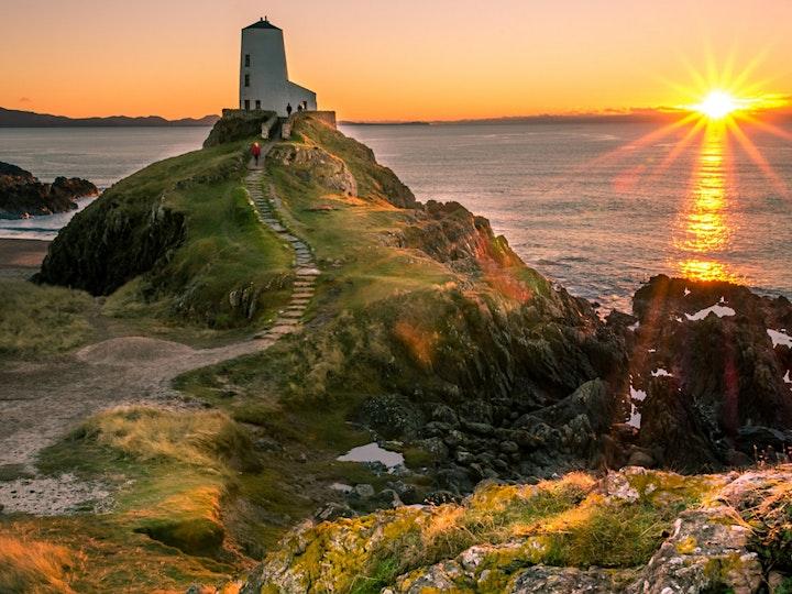 SOLO BREAKS: Anglesey Seaside & Sightseeing Break 17/09/2021 image