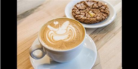 Coffee Catch Up - in the BISC Garden! tickets