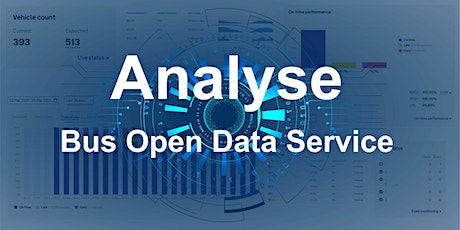 Analyse Bus Open Data  – Introduction to the DfT's new tool for operators tickets
