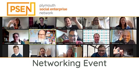 PSEN Networking Session - connect and share tickets