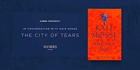 Hobbs Presents: In Conversation with Kate Mosse tickets