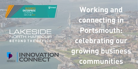 Working & connecting in Portsmouth: celebrate growing business communities tickets