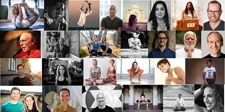 24 Hour+ Global Yoga Marathon for India Covid Relief tickets