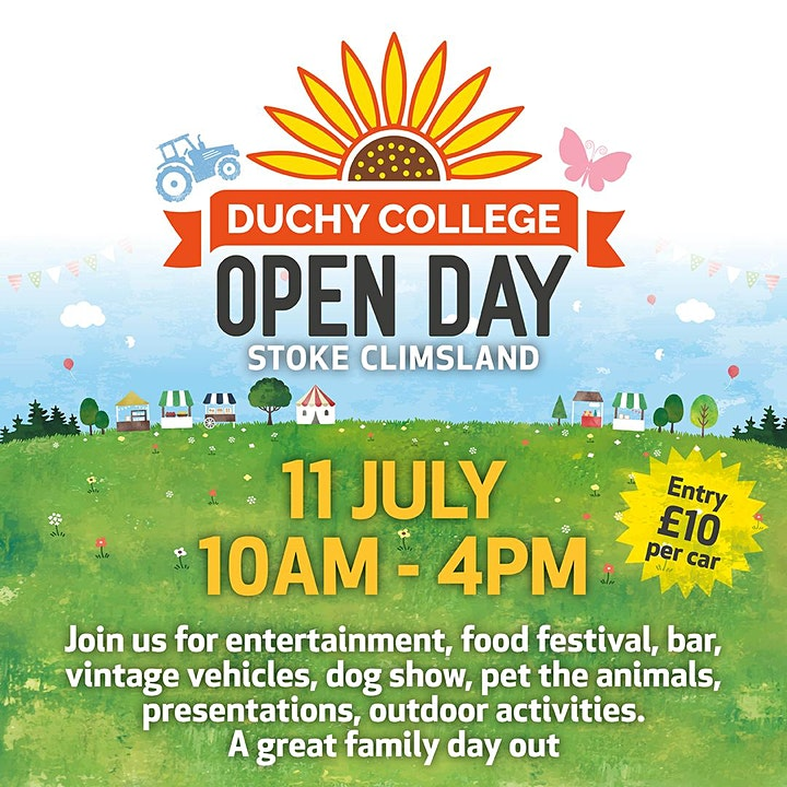 Duchy College Open Day Stoke Climsland image