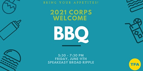 TFA Indy 2021 Welcome Cookout tickets