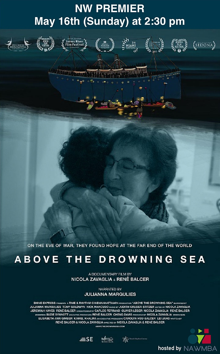 """NW Premier  """"Above the Drowning Sea"""" image"""