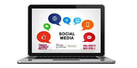 Making the Most Of Social Media for Community Groups and Small  Charities tickets