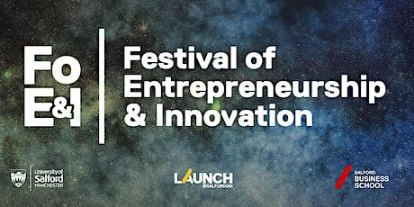 FoE&I :Maker Space Team/Salford Care and Urban Farm Hub tickets