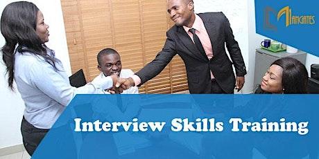 Interview Skills 1 Day Virtual Live Training in Brisbane tickets