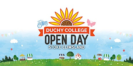 Duchy College Open Day Stoke Climsland tickets
