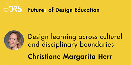 Futures Meetup 7: Design learning across boundaries tickets