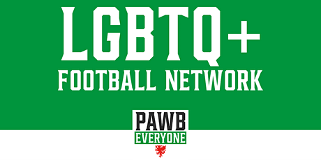 LGBTQ+ Football Network Cymru Meeting biglietti