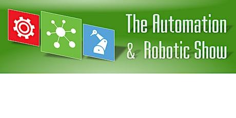 Automation & Robotics Conference & Exhibition tickets