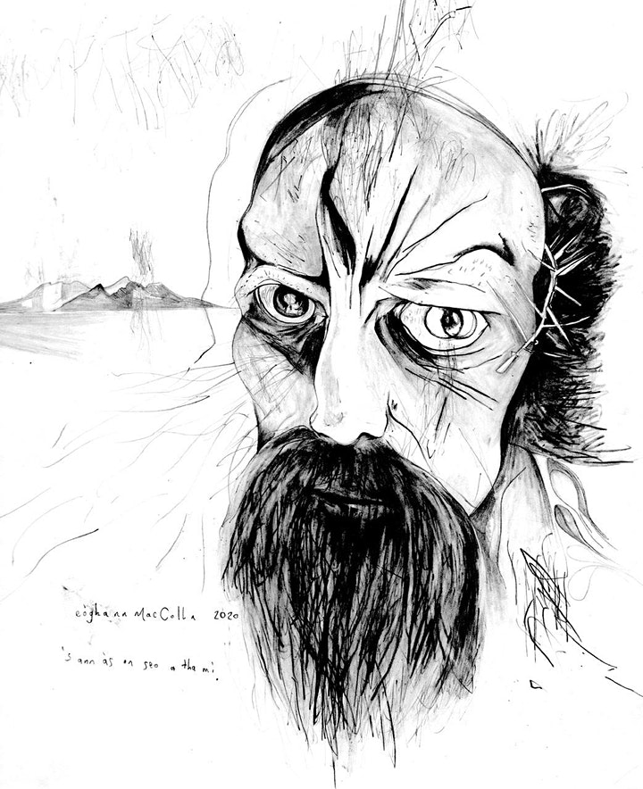 Eòghann MacColl Drawing Workshop image