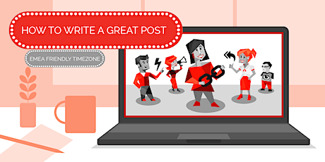 How to write a great post - Europe tickets