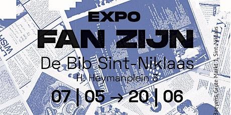 OPENINGSAVOND | FAN ZIJN | PPPUSH-IT tickets