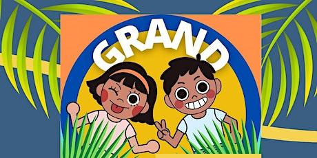 Grand Prix entradas
