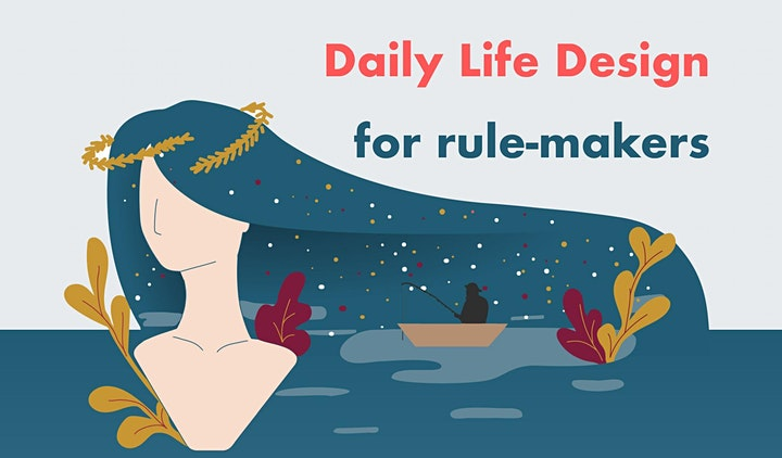 Life Design for Rule-Makers image