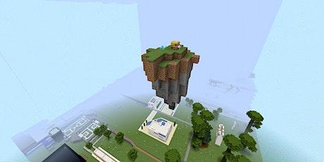 *AUSGEBUCHT* Digitaltag: Minecraft - Wir bauen die Stadt der Zukunft Tickets