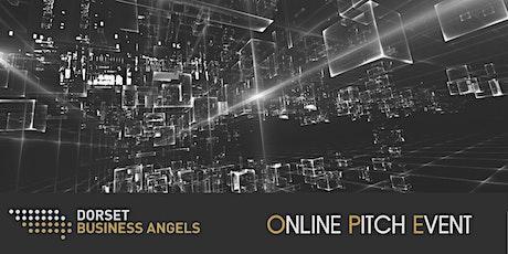 Dorset Business Angels Online Pitch Event - Summer 2021 tickets