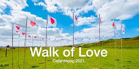 Walk of Love 2021 tickets