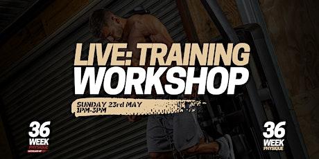 Live Training Workshop tickets