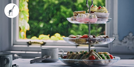 RZSS Member Exclusive - Gir-Afternoon Tea SOLD OUT tickets