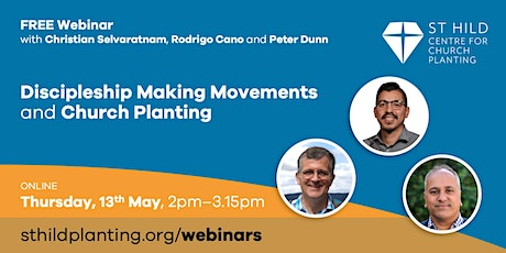 Disciple Making Movements and Church Planting (Webinar) tickets