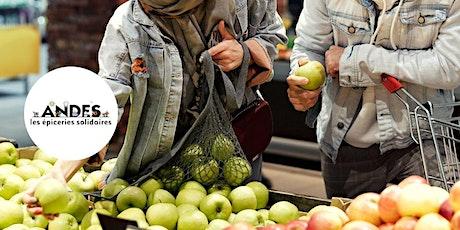 Webinaire : comment créer une épicerie solidaire ? billets