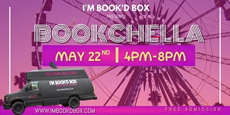 Bookchella 2021 tickets