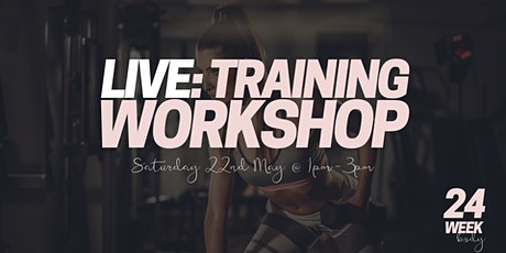 Live: Training Workshop tickets