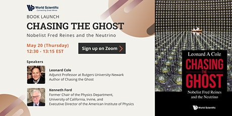 Chasing the Ghost Book Launch - with Leonard Cole and Kenneth Ford tickets