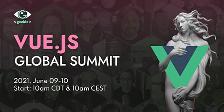Vue.js Global Summit tickets