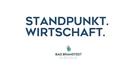 """""""Standpunkt. Wirtschaft."""" Der Online Unternehmer-Treff für Bad Bramstedt Tickets"""