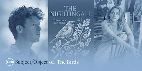 A Late-Night Duet with a Nightingale Live: Sam Lee and Alice Zawadzki tickets