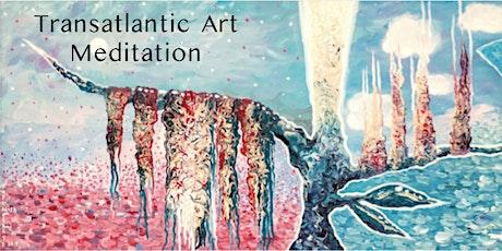 Transatlantic Art Flight tickets