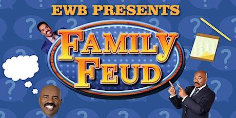 EWB UWA Presents: Family Feud Quiz Night tickets