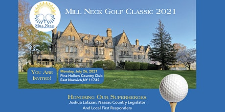 Mill Neck Golf Classic 2021 tickets