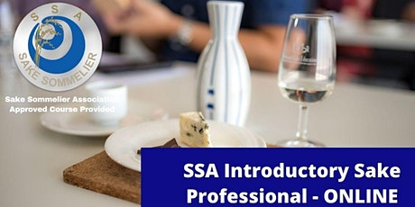 SSA -INTRODUCTORY SAKE PROFESSIONAL tickets