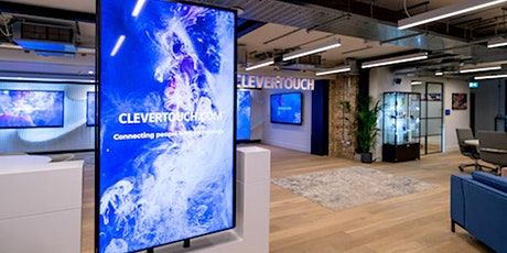 A Gallery of Digital Possibilities @MyClevertouch Zoom Webinar tickets