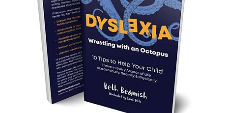 Dyslexia Awareness with author,  Beth Beamish. tickets